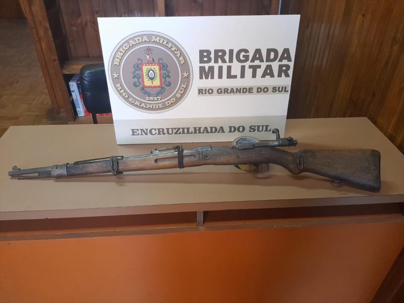 Prisão aconteceu neste domingo no Bairro Vila da Fonte