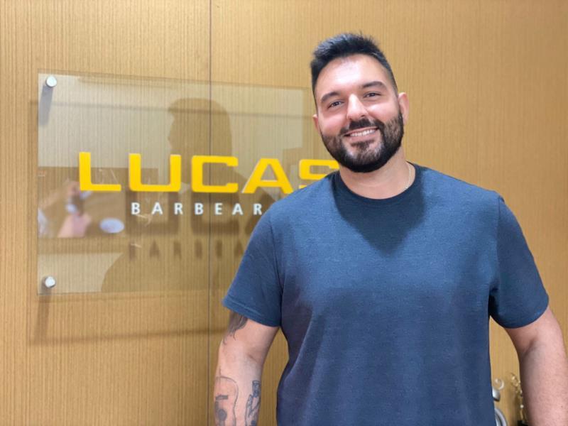 Lucas Dummer, proprietário da empresa