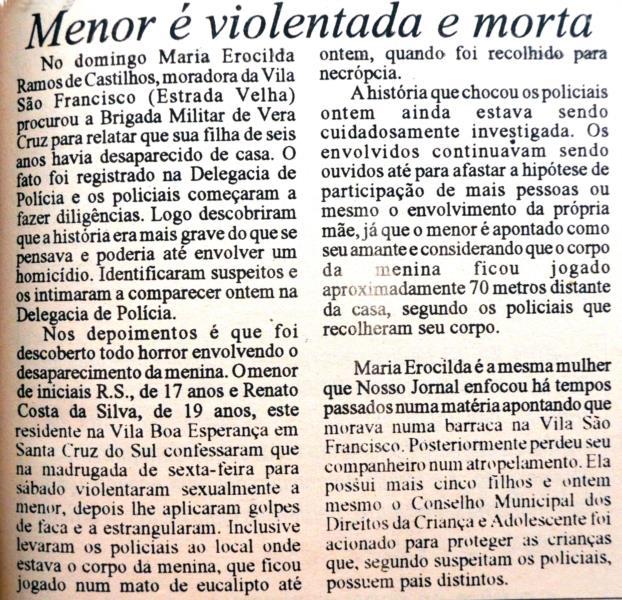 Vera-cruzense de 6 de novembro de 1994