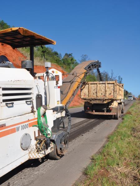 Trecho de 33 quilômetros entre Vera Cruz e Herveiras está 95% concluído
