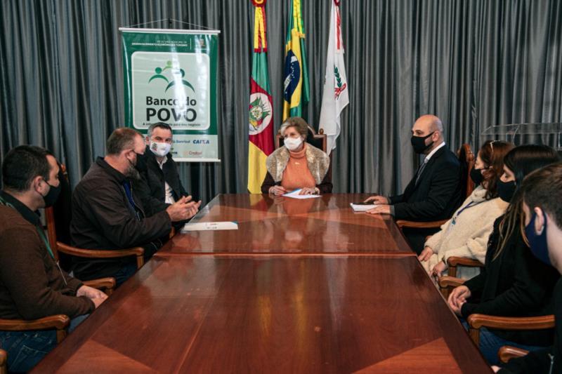 Banco do Povo de Santa Cruz do Sul já liberou R$ 25 milhões desde a sua criação
