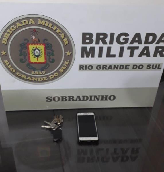 Ação da Brigada Militar aconteceu na noite desta terça-feira no município