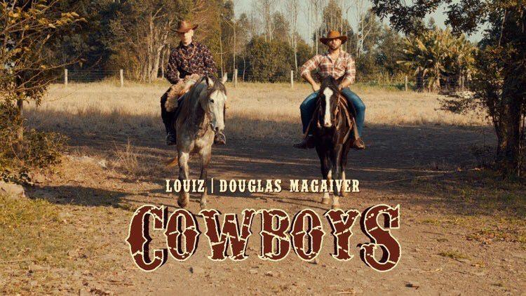 """Composição denominada de """"Cowboys"""" foi inspirada em músicas dos Estados Unidos"""