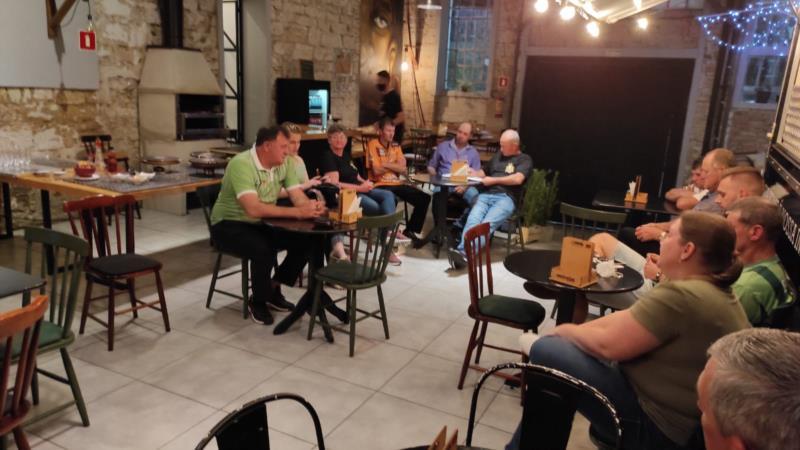 Reunião com os clubes na Holy Sheep na noite desta quinta-feira, dia 3, fez projeções para a retomada