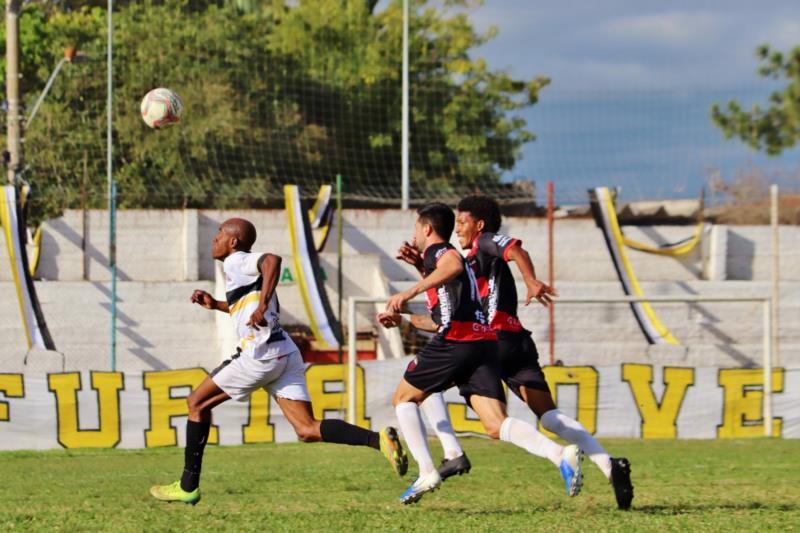 Partida foi disputada no Estádio Sílvio Corrêa, em São Gabriel