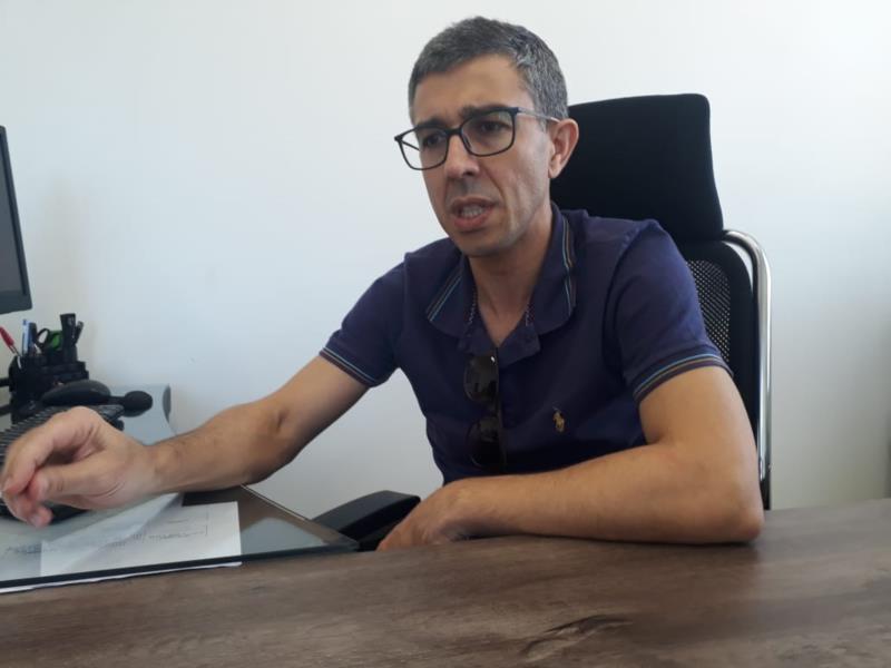 Delegado Alessander investiga casos em Santa Cruz