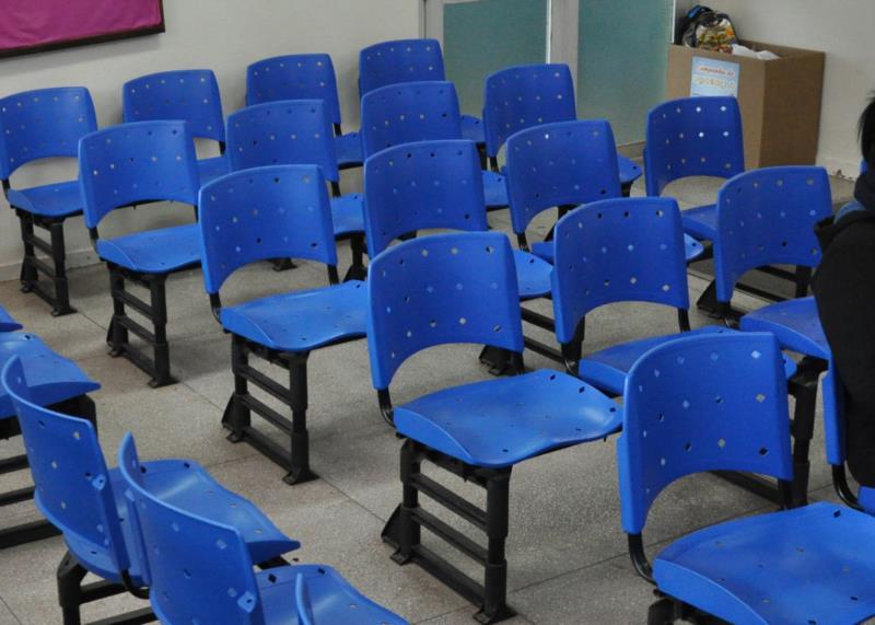 Em agosto, cadeiras vazias nas unidades surpreenderam