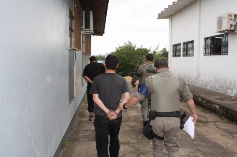 Nanico foi preso ontem