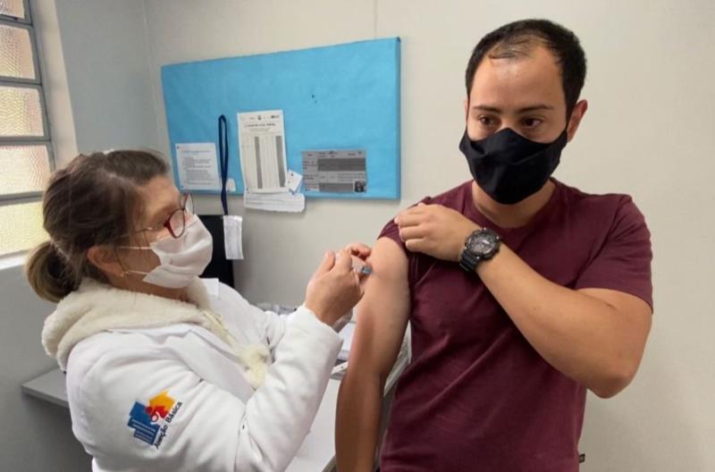 Santa Cruz retoma vacinação de segundas doses contra a Covid-19 nesta quarta