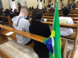 Manhã é marcada por ato contra o Governo Bolsonaro em Santa Cruz