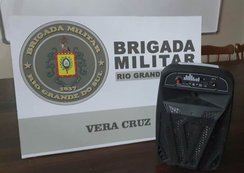 Mais de 10 pessoas são autuadas em festa clandestina e som é apreendido em operação em Vera Cruz