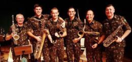 Dalvan Wendler integrou a banda do 7º BIB por oito anos