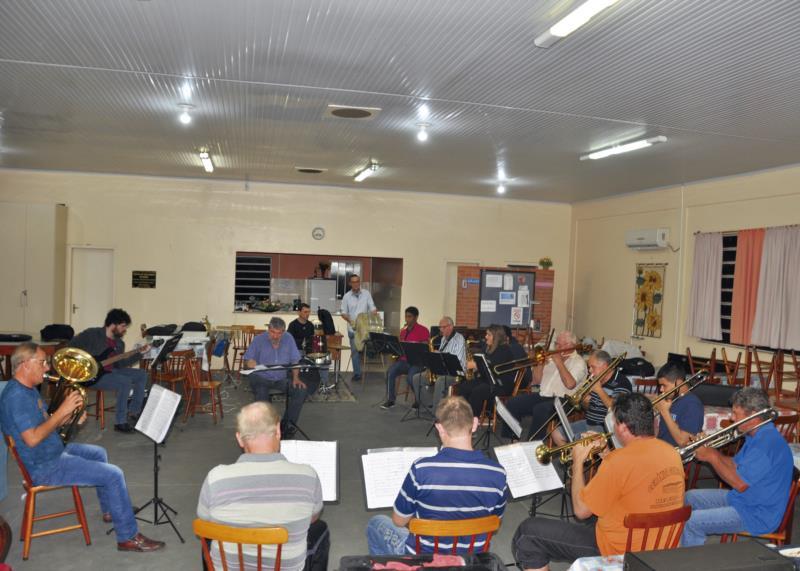 Músicos voltaram aos ensaios na segunda semana de agosto