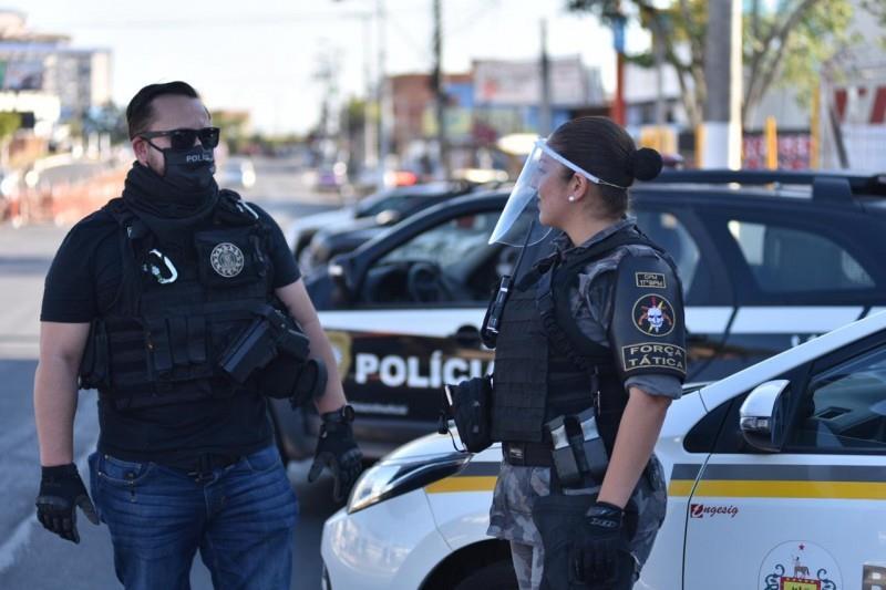 Homicídios caem 22,9% e redução de roubo de veículos bate novo recorde em agosto