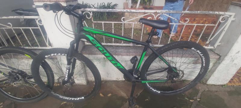 BM de Santa Cruz do Sul recupera bicicletas