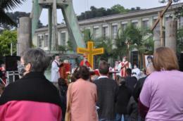 FOTOS: Romaria da Santa Cruz chega a 20ª edição