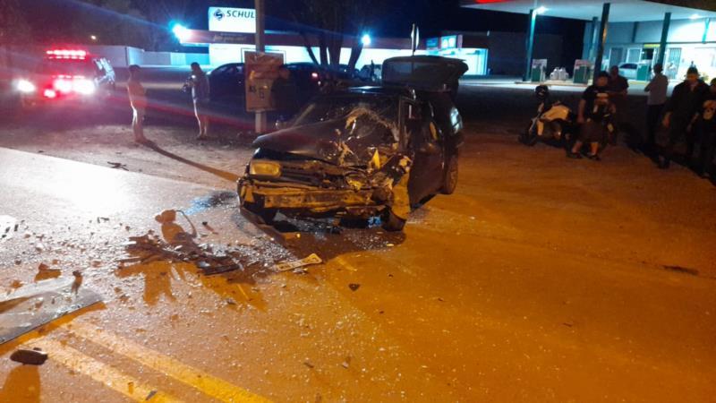 Acidente aconteceu em Rio Pardinho