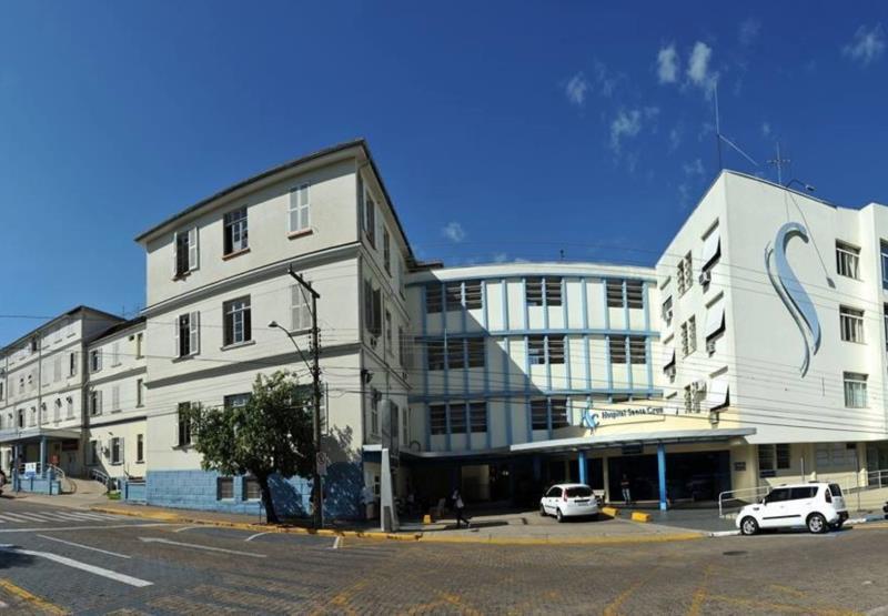 Hospital Santa Cruz é uma das casas de saúde contempladas