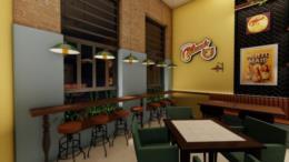 De cara nova, tradicional ponto de Santa Cruz reabrirá com chopp da Cervejaria Colorado