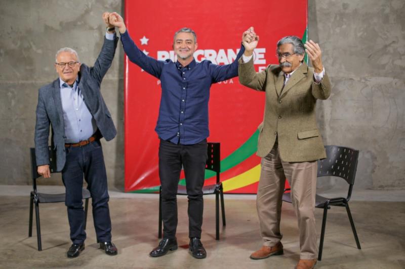 Anúncio foi feito em evento com lideranças do partido na capital
