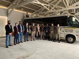 23° BPM conta com nova estrutura com estacionamento coberto para viaturas policiais