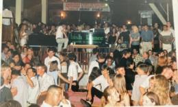 Público lotava as festas com a Flash Dance