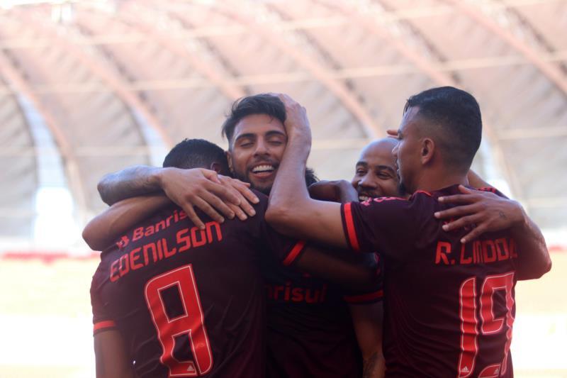 Inter vence o Bahia no Beira-Rio pelo Brasileirão