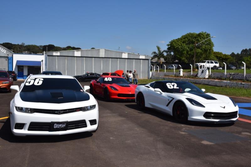 Aeroporto sedia segunda etapa de automobilismo em Santa Cruz