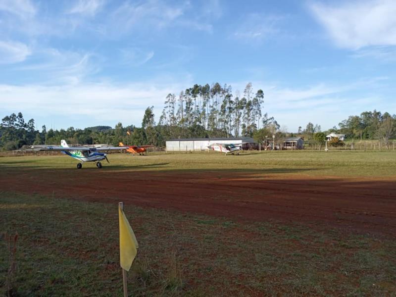 Intenção da entidade de Sobradinho é realizar adequações no local para que escolas de aviação possam utilizar a pista para treinamento