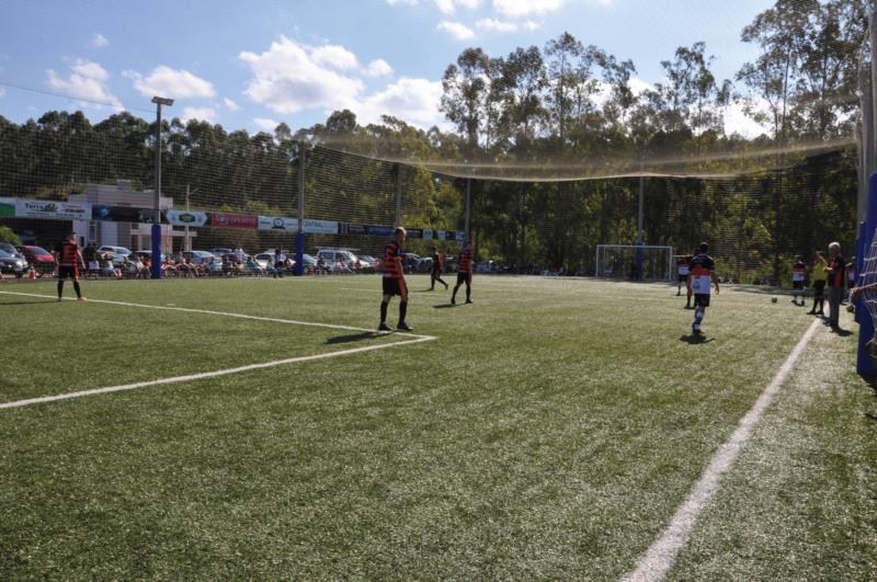 Quatro jogos marcaram a rodada inaugural do certame em Vale do Sol