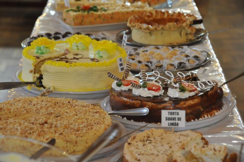 Evento contará com uma variedade de pratos