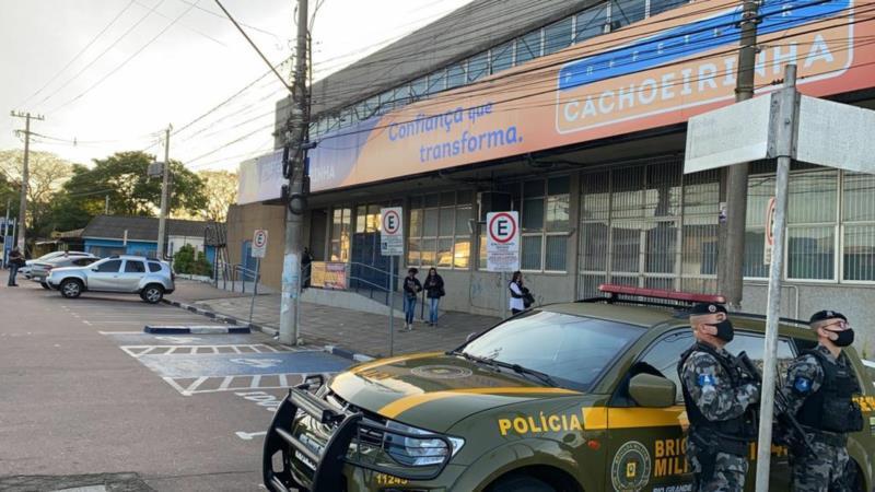 Mandado de busca e apreensão foi realizado na Prefeitura de Cachoeirinha