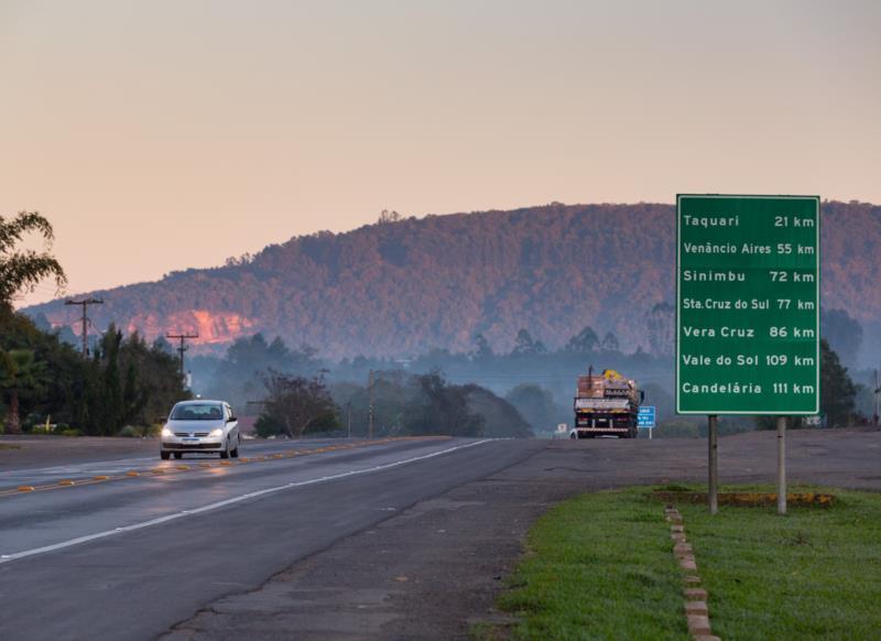 Rodovia será totalmente monitorada por câmeras até o fim de 2023
