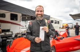 Anderson Dick é natural de Santa Cruz e é o criador do Corvette mais rápido e potente do mundo