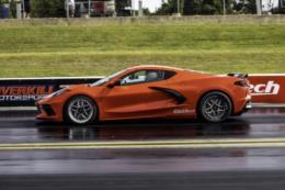 Conheça a história do santa-cruzense criador do Corvette mais rápido do mundo
