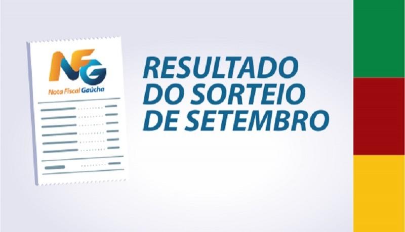 Sorteio do Nota Fiscal Gaúcha contempla 14 moradores de Santa Cruz do Sul