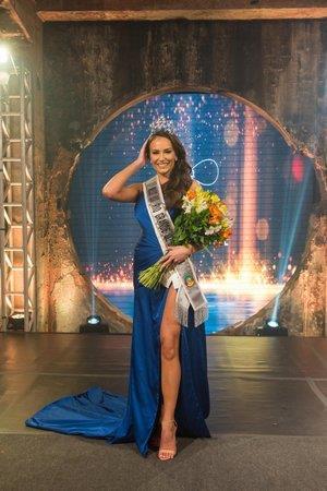 Representando Montenegro, modelo de 25 anos foi coroada neste domingo (3)