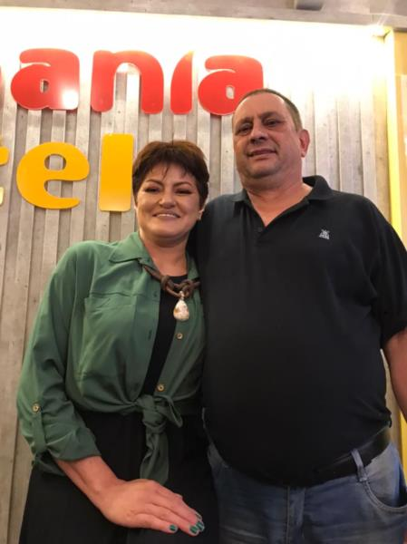 Eva e Juarez comandam a Cinemania Pastel