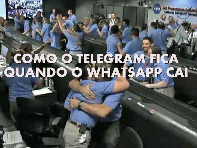 Memes tomam conta da internet após queda WhatsApp, Instagram e Facebook
