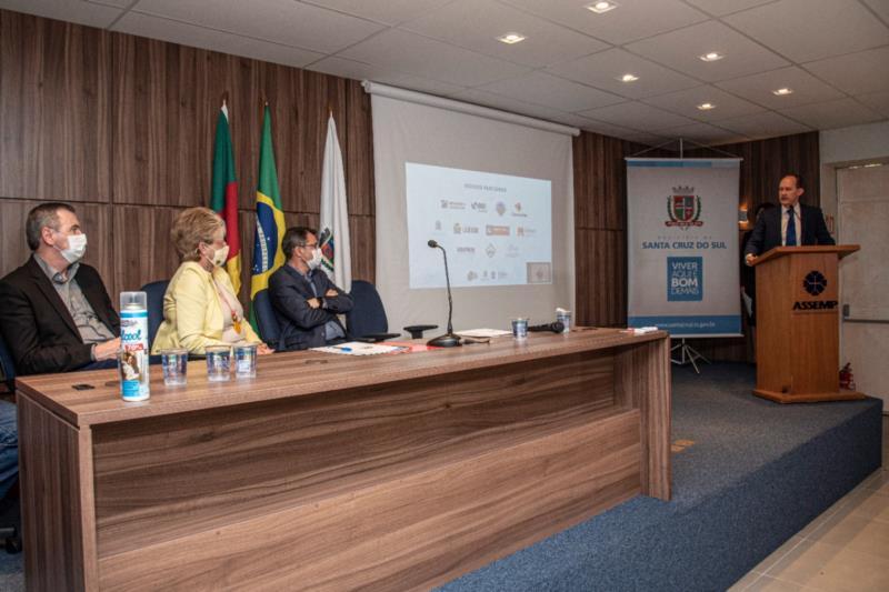 Objetivo é reduzir os índices de violência no município e tornar a cidade mais segura do país