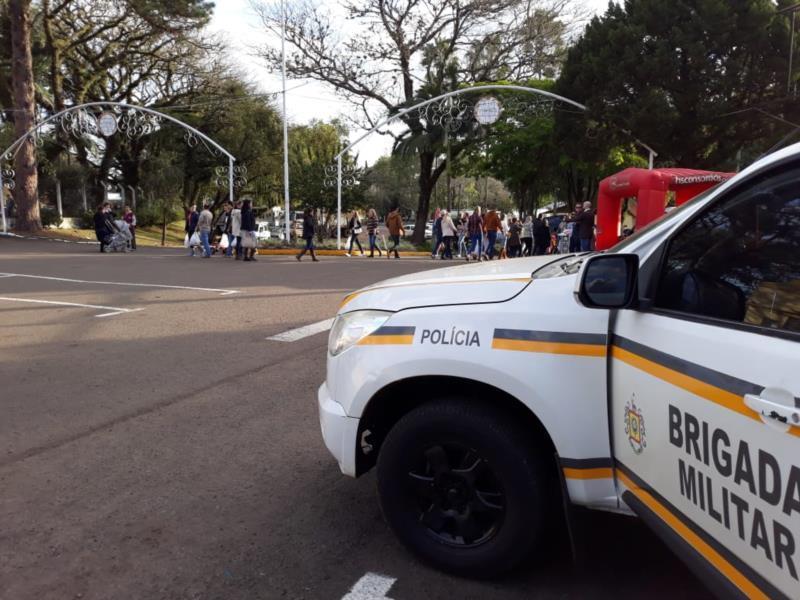 Serão 80 policiais focados na prevenção em todos os dias de Festa da Alegria