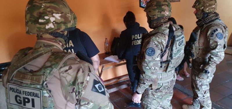 Organização criminosa é considerada uma das principais fabricantes de cédulas falsas do país