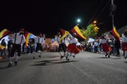 FOTOS: Veja como foi o primeiro desfile da 36ª Oktober