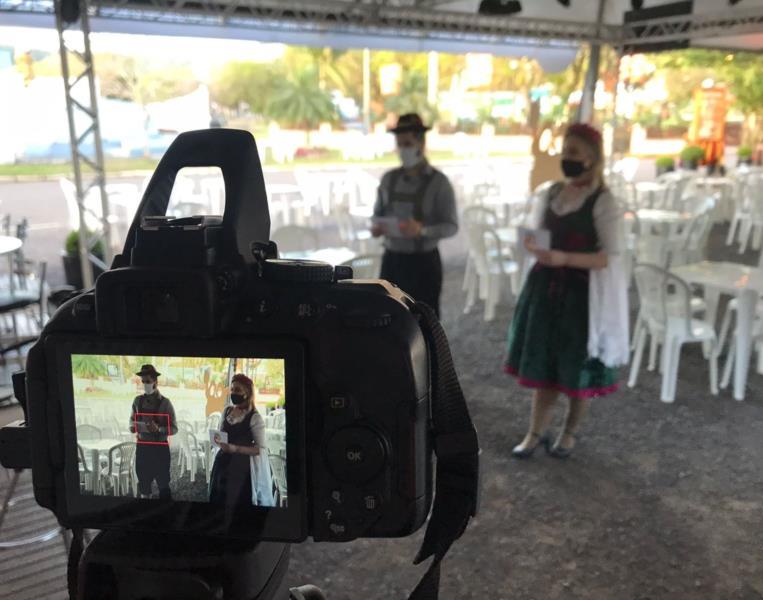 Com transmissão ao vivo do Parque, jornalistas trarão um resumo da Festa da Alegria
