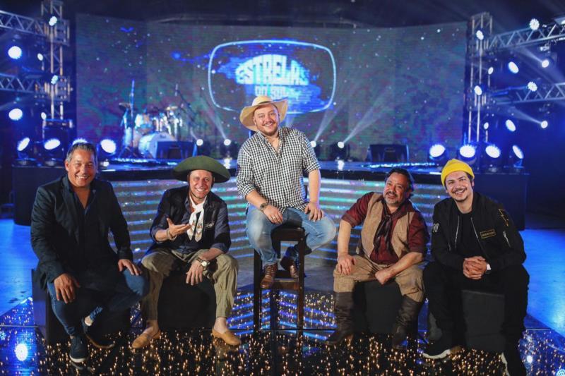Estrelas do Sul é um reality show de bandas