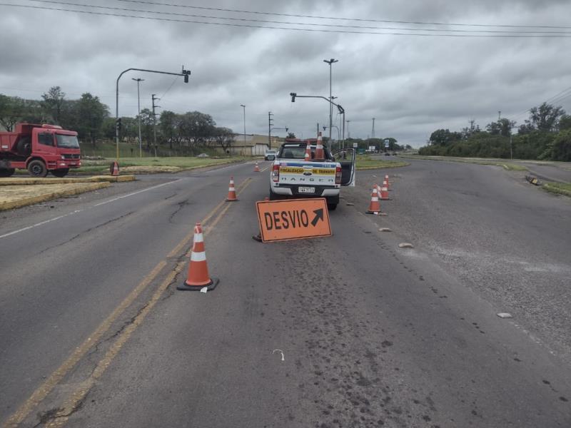 Prefeitura de Santa Cruz alerta para semáforo desligado