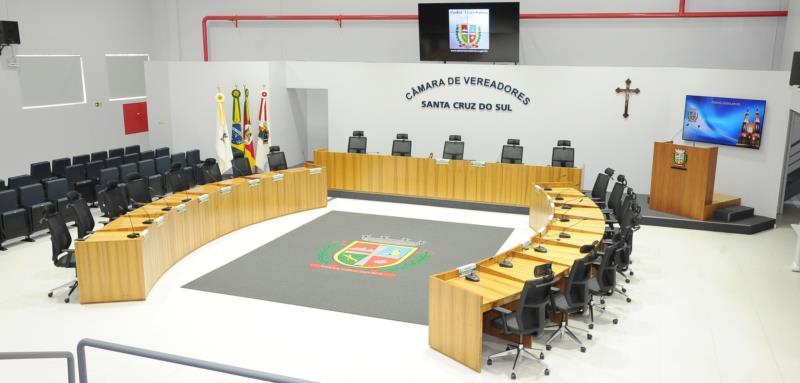 Reunião ordinária ocorre a partir das 16h no Plenário
