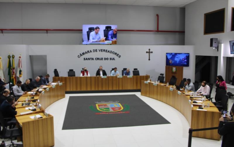 Audiência pública debate orçamento de Santa Cruz do Sul para 2022