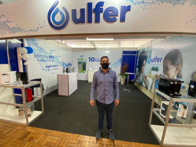 Atualmente, a empresa conta com seis modelos de purificadores de água