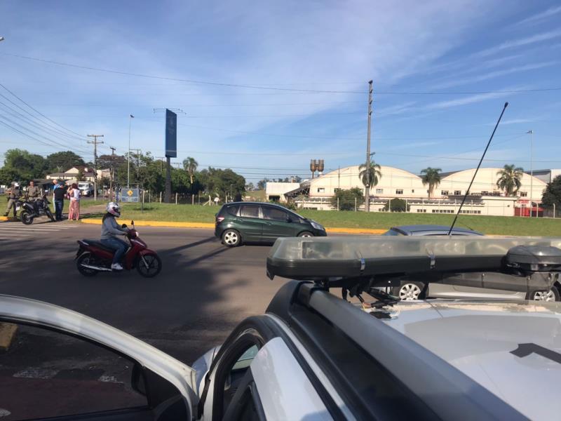 Colisão aconteceu na rodovia no início da manhã desta quarta-feira